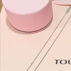 TOUS Jewelry - AUTHENTIC TOUS STERLING SILVER NECKLACE